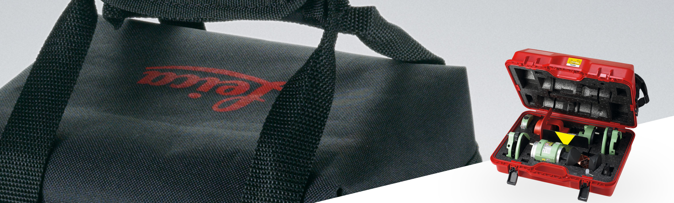 Leica Bags and Containers
