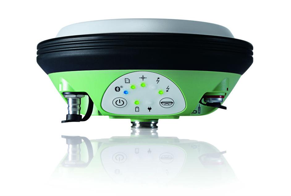 Leica Viva GS14 GNSS Reciever