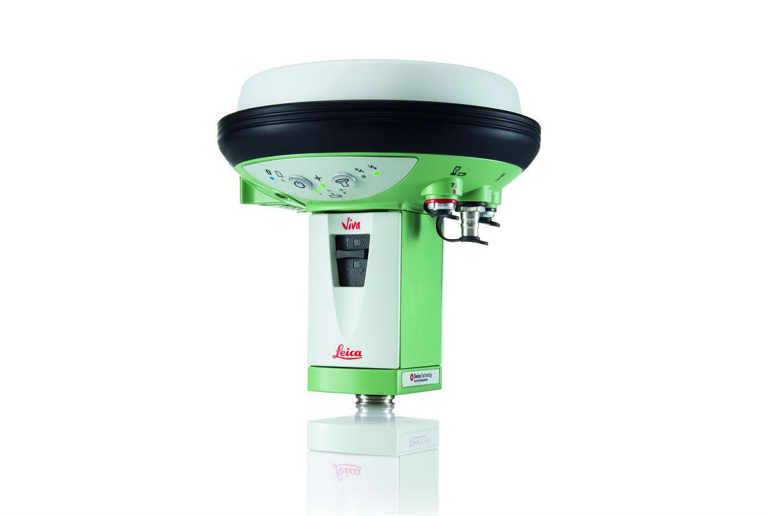 Leica Viva GS15 GNSS Reciever
