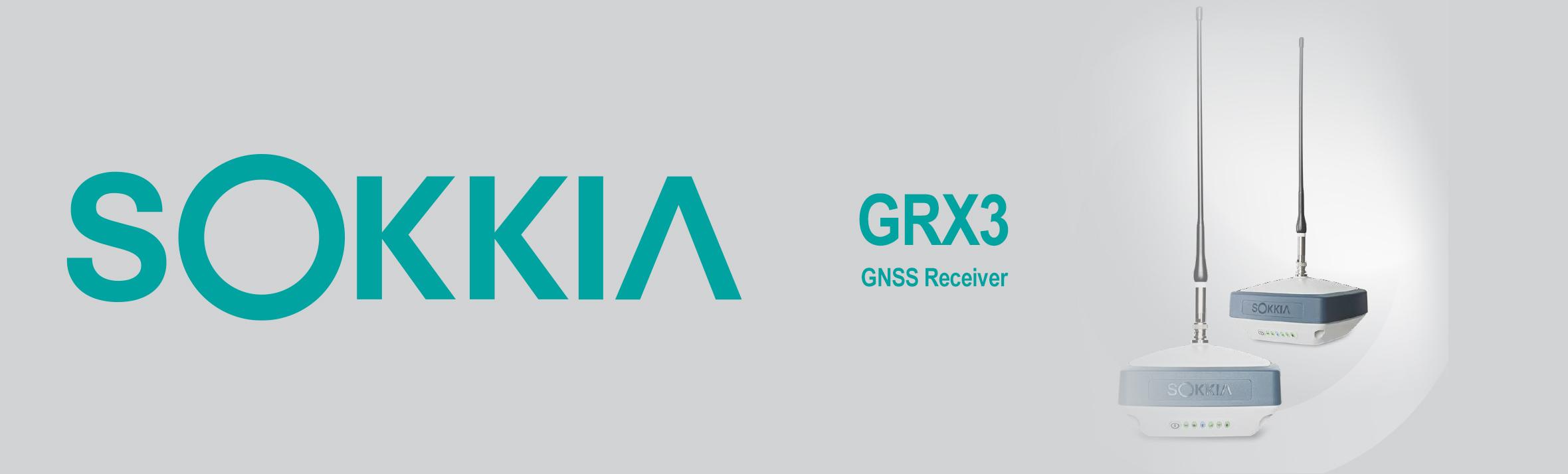 Sokkia GRX3